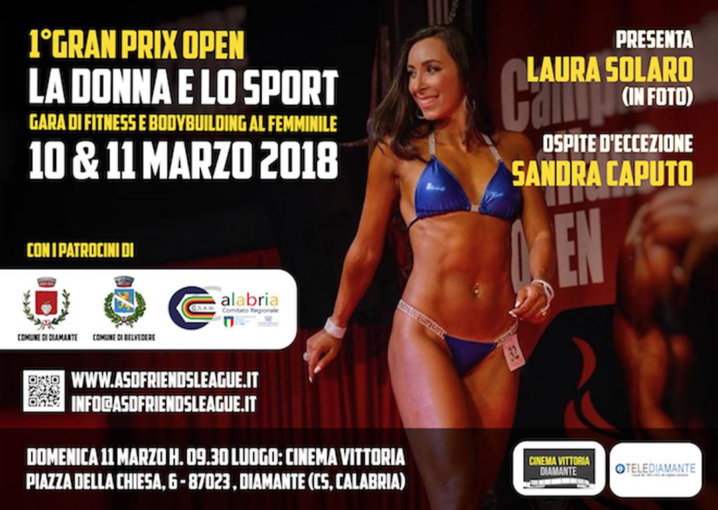 1° Grand Prix Open