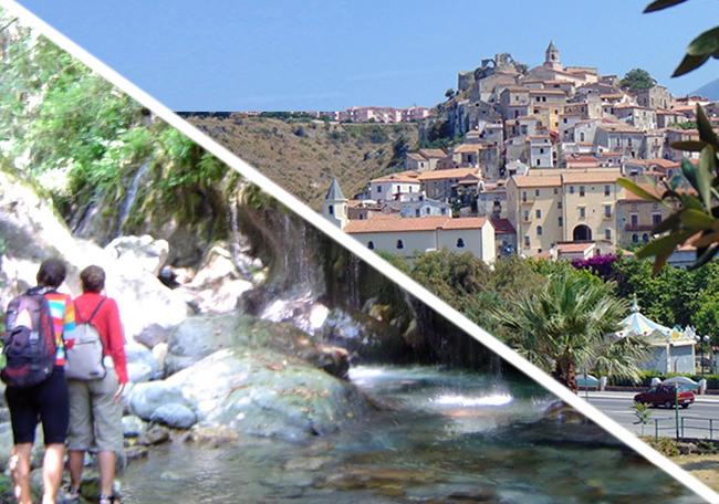 Valle del Corvino e Scalea